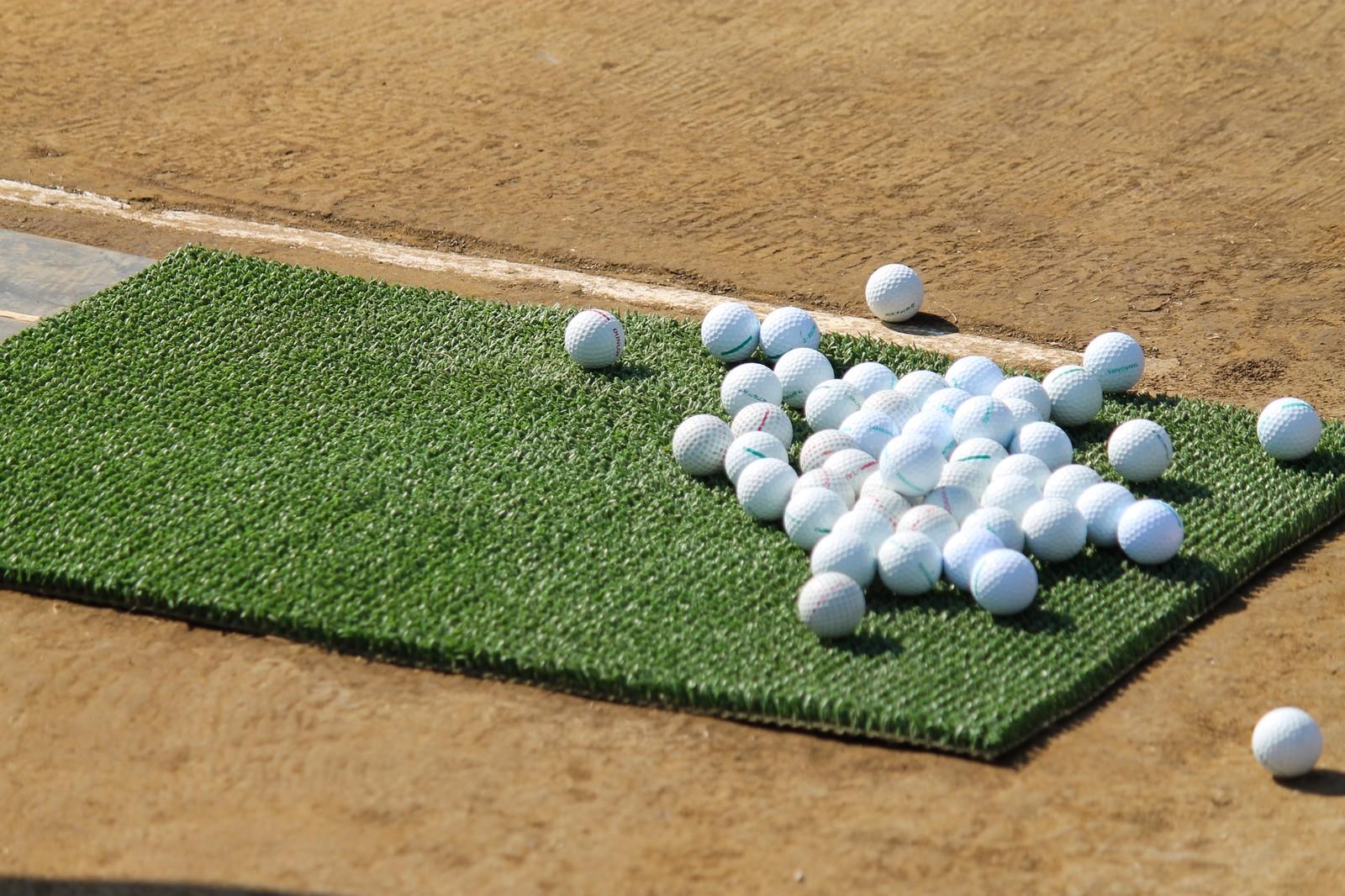 春よ来い、ゴルフがしたい
